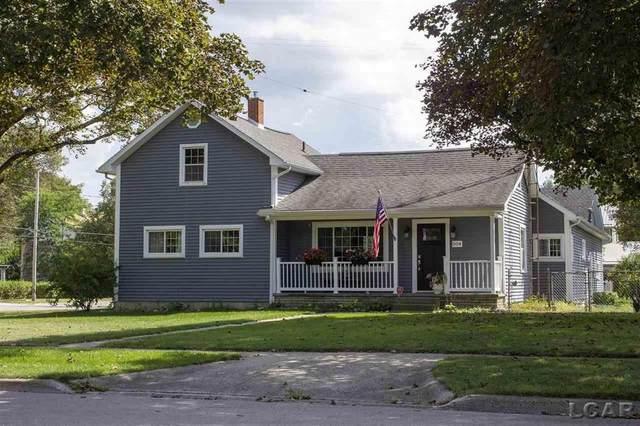 504 W Logan St, Tecumseh, MI 49286 (#56050053336) :: GK Real Estate Team