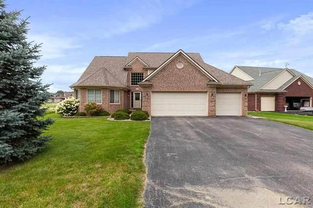 807 War Bonnet Dr, Tecumseh, MI 49286 (#56050053352) :: Real Estate For A CAUSE