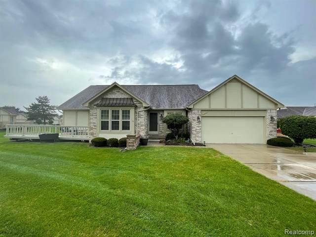42607 Cedar Ridge Drive, Clinton Twp, MI 48038 (#2210071984) :: GK Real Estate Team