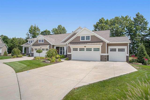 6090 Harmon Green Avenue, Byron Twp, MI 49418 (#65021103144) :: Real Estate For A CAUSE