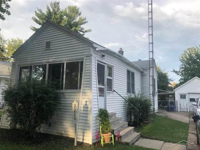 2226 N Charles, Saginaw, MI 48602 (#61050053455) :: National Realty Centers, Inc