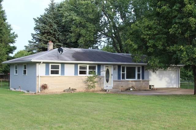 2317 S 35th Street, Galesburg, MI 49053 (#66021103161) :: The Alex Nugent Team   Real Estate One