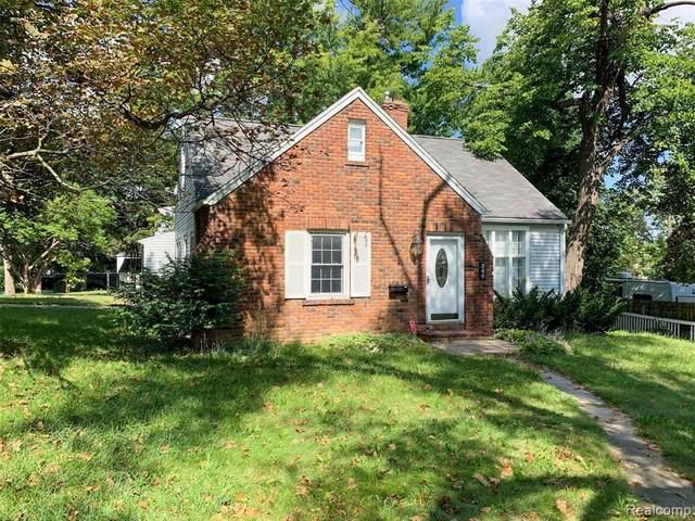 340 Cloverdale Pl, Flint, MI 48503 (#2210072440) :: Real Estate For A CAUSE