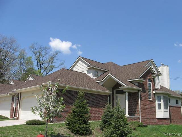 28982 Christopher Lane, Southfield, MI 48034 (#2210072484) :: Real Estate For A CAUSE