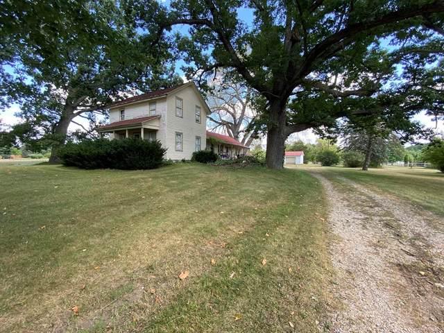 1885 S Patterson Road, Yankee Springs Twp, MI 49348 (#65021103360) :: The Vance Group   Keller Williams Domain