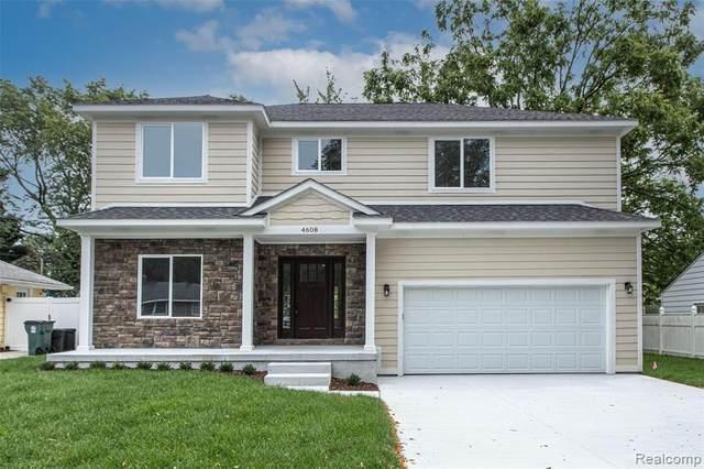 4608 Olivia Avenue, Royal Oak, MI 48073 (#2210072766) :: GK Real Estate Team