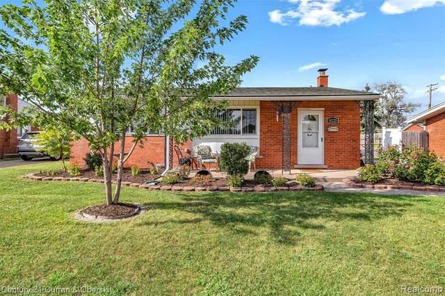 14220 Huntington Street, Riverview, MI 48193 (#2210072816) :: GK Real Estate Team