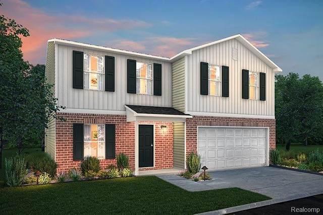 3395 Harrison Avenue, Trenton, MI 48183 (#2210072817) :: National Realty Centers, Inc