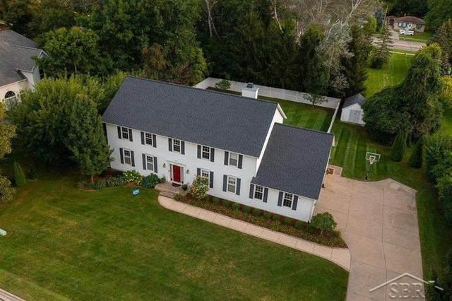 4555 Sargent Lane, Saginaw Twp, MI 48638 (#61050053749) :: GK Real Estate Team