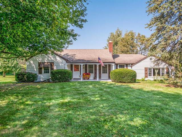 7160 Spring Arbor Road, Spring Arbor Twp, MI 49283 (#55021103699) :: Duneske Real Estate Advisors