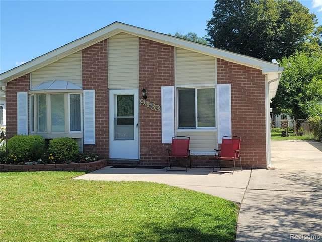 9433 Sylvia Street, Taylor, MI 48180 (#2210073336) :: The Vance Group   Keller Williams Domain
