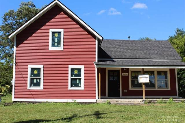10690 Whittaker Road, Augusta, MI 48190 (#543283734) :: The Vance Group   Keller Williams Domain