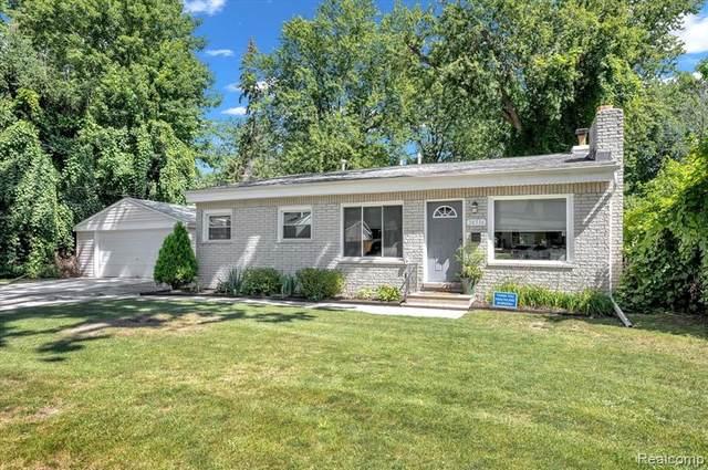28336 Hampden Street, Madison Heights, MI 48071 (#2210073442) :: GK Real Estate Team