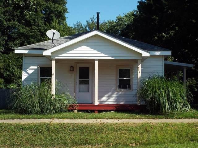 610 E Bellevue Street, Leslie Twp, MI 49251 (#55021103812) :: GK Real Estate Team