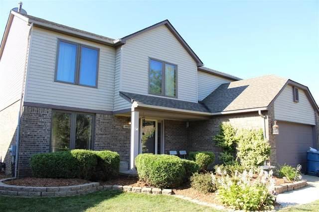 1466 S Hidden Creek Drive, Pittsfield Twp, MI 48176 (#543283751) :: BestMichiganHouses.com