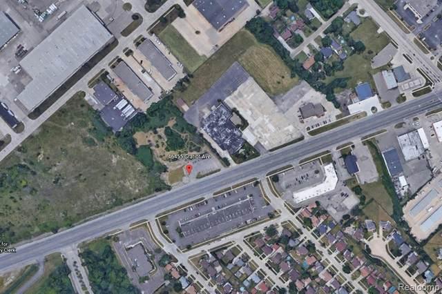 46455 Gratiot, Chesterfield Twp, MI 48051 (#2210073598) :: The Vance Group   Keller Williams Domain