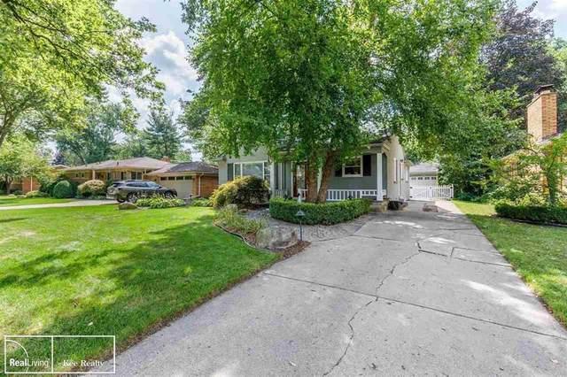 16141 Reedmere, Beverly Hills, MI 48025 (#58050053929) :: GK Real Estate Team