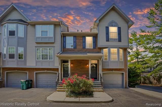 707 Washington Place Drive, Royal Oak, MI 48067 (#2210073639) :: National Realty Centers, Inc
