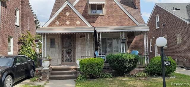 19352 Wisconsin Street, Detroit, MI 48221 (#2210073726) :: The Vance Group | Keller Williams Domain