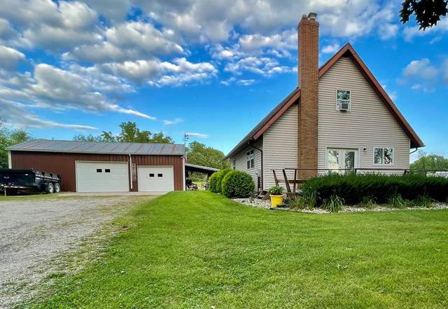 57377 Twin Lakes Road, Lagrange Twp, MI 49031 (#69021103981) :: The Vance Group   Keller Williams Domain
