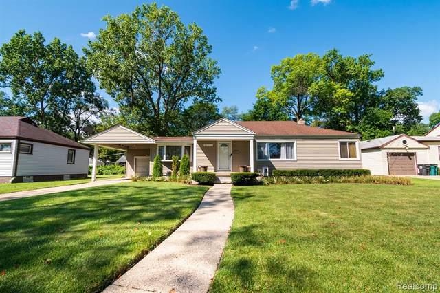 21161 Ridgedale Street, Oak Park, MI 48237 (#2210073853) :: GK Real Estate Team