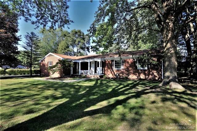 916 Red Mill Dr, Tecumseh City, MI 49286 (#543283671) :: Robert E Smith Realty
