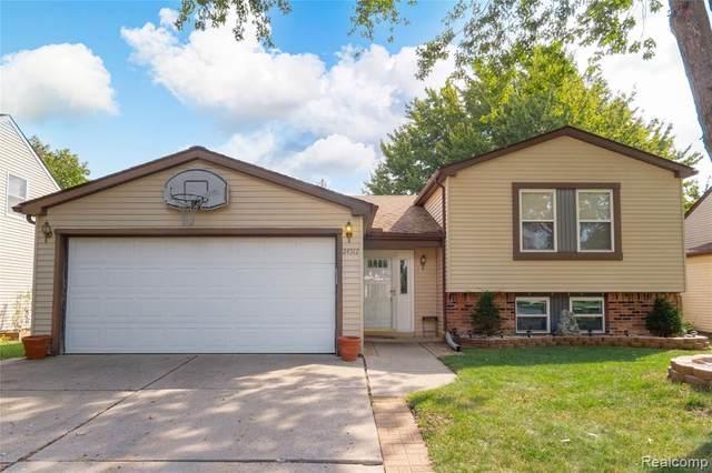 24512 Kings Pointe, Novi, MI 48375 (#2210074040) :: Duneske Real Estate Advisors