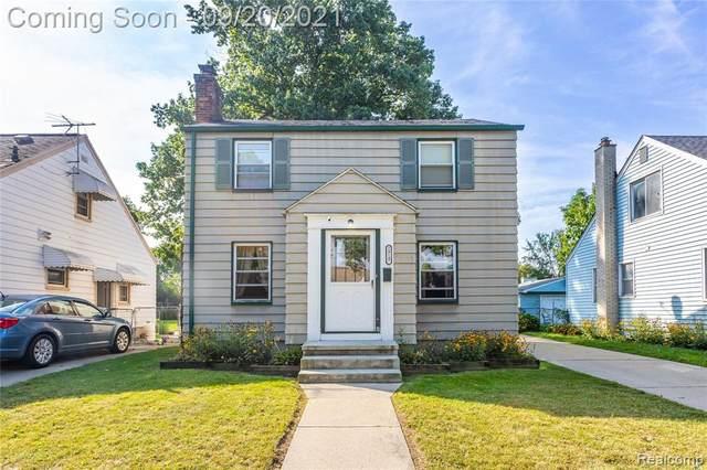 24147 Union Street, Dearborn, MI 48124 (#2210074068) :: GK Real Estate Team