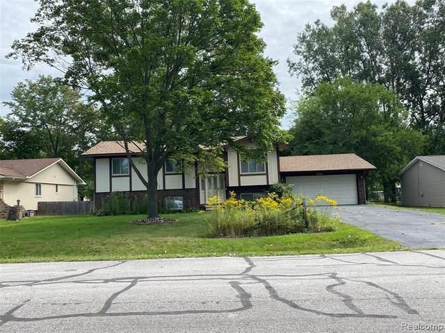 2358 Mattie Lu Dr, Auburn Hills, MI 48326 (#2210074159) :: GK Real Estate Team