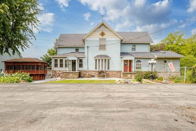 3594 Hicks Avenue, BENTON TWP, MI 49022 (#69021104235) :: GK Real Estate Team