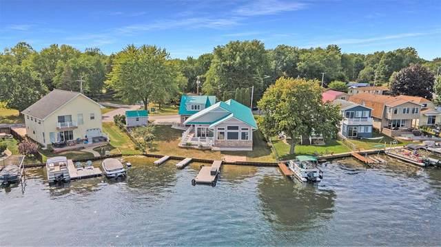 521 S Lakeside Drive, Leoni Twp, MI 49254 (#55021104234) :: GK Real Estate Team