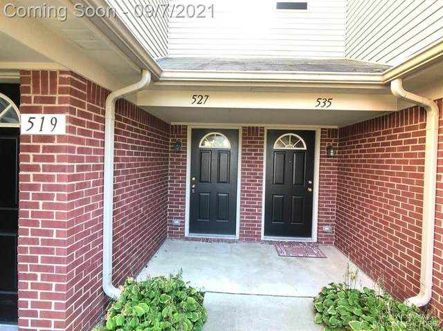 527 Addington Lane, Pittsfield Twp, MI 48108 (#543283777) :: BestMichiganHouses.com