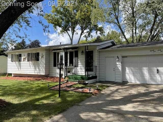 2164 Hayward, Vienna Twp, MI 48420 (#58050054178) :: GK Real Estate Team