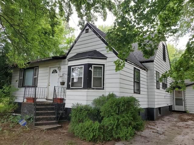1663 Greenly Avenue, BENTON TWP, MI 49022 (#69021104401) :: The Vance Group   Keller Williams Domain