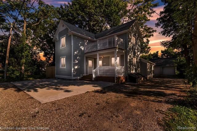 43 Margaret Street, Northfield Twp, MI 48189 (#2210074671) :: GK Real Estate Team