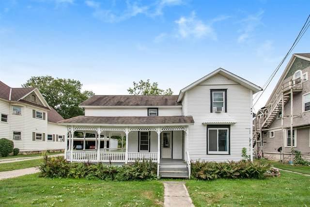 409 W Michigan Avenue, Augusta Vlg, MI 49012 (#64021104467) :: The Alex Nugent Team   Real Estate One
