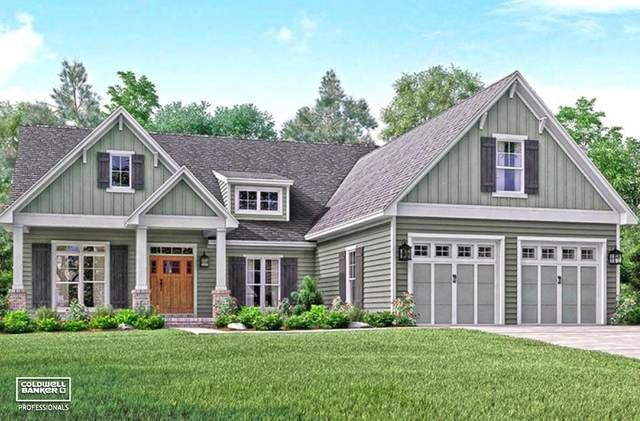 67635 Ashley Avenue, Richmond, MI 48062 (#58050054302) :: Duneske Real Estate Advisors