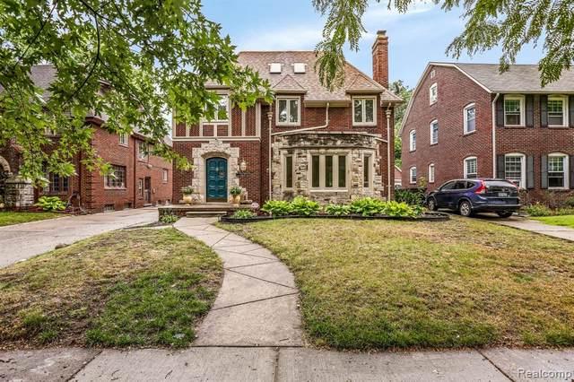 18924 Parkside Street, Detroit, MI 48221 (#2210074875) :: The BK Agency