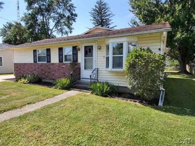 401 Oak Street, Ridgeway Twp, MI 49229 (#56050054351) :: The Vance Group | Keller Williams Domain