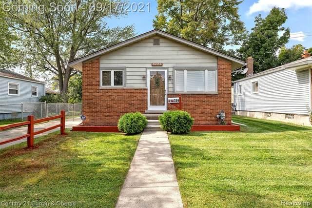 14356 Windemere Street, Southgate, MI 48195 (#2210075148) :: Duneske Real Estate Advisors