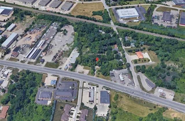 48825 Gratiot, Chesterfield Twp, MI 48051 (#58050054403) :: The Vance Group   Keller Williams Domain