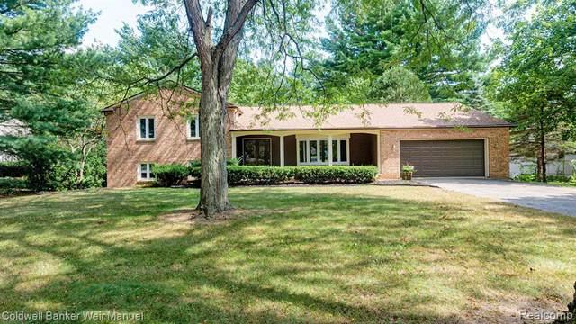 5651 Pine View Drive, Ypsilanti Twp, MI 48197 (#2210075277) :: GK Real Estate Team