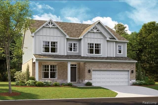 48421 Fieldstone Drive, Northville Twp, MI 48168 (#2210075320) :: Duneske Real Estate Advisors