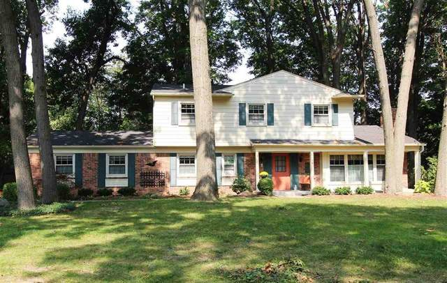 5305 Chickasaw Trail, Flushing Twp, MI 48433 (#5050054425) :: Real Estate For A CAUSE
