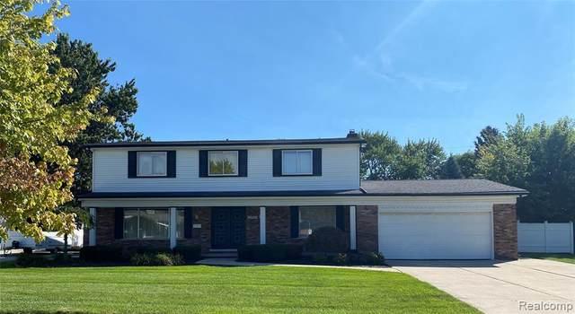 32900 Northampton Drive, Warren, MI 48093 (#2210075349) :: GK Real Estate Team