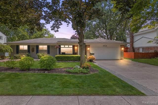 45448 Sterritt Street, Utica, MI 48317 (#2210075359) :: Duneske Real Estate Advisors