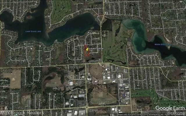 LOT B Woodspur, Commerce Twp, MI 48382 (#2210075434) :: The Vance Group | Keller Williams Domain