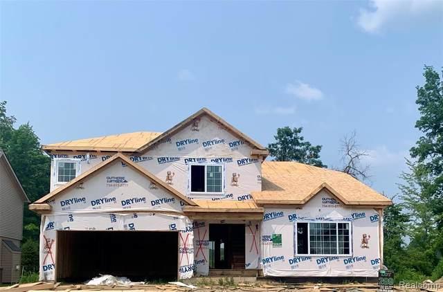 55630 Worlington Lane, Lyon Twp, MI 48178 (#2210075484) :: Duneske Real Estate Advisors