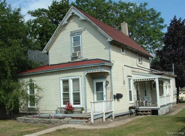 409 Stanton Street, Port Huron, MI 48060 (#2210075537) :: GK Real Estate Team