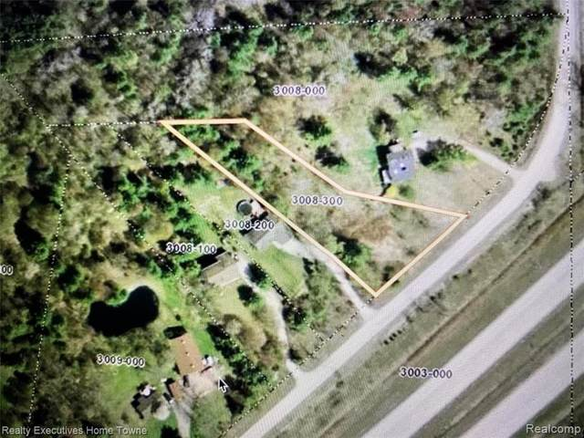 00 Klettner Road, ST. CLAIR TWP, MI 48079 (#2210075547) :: National Realty Centers, Inc